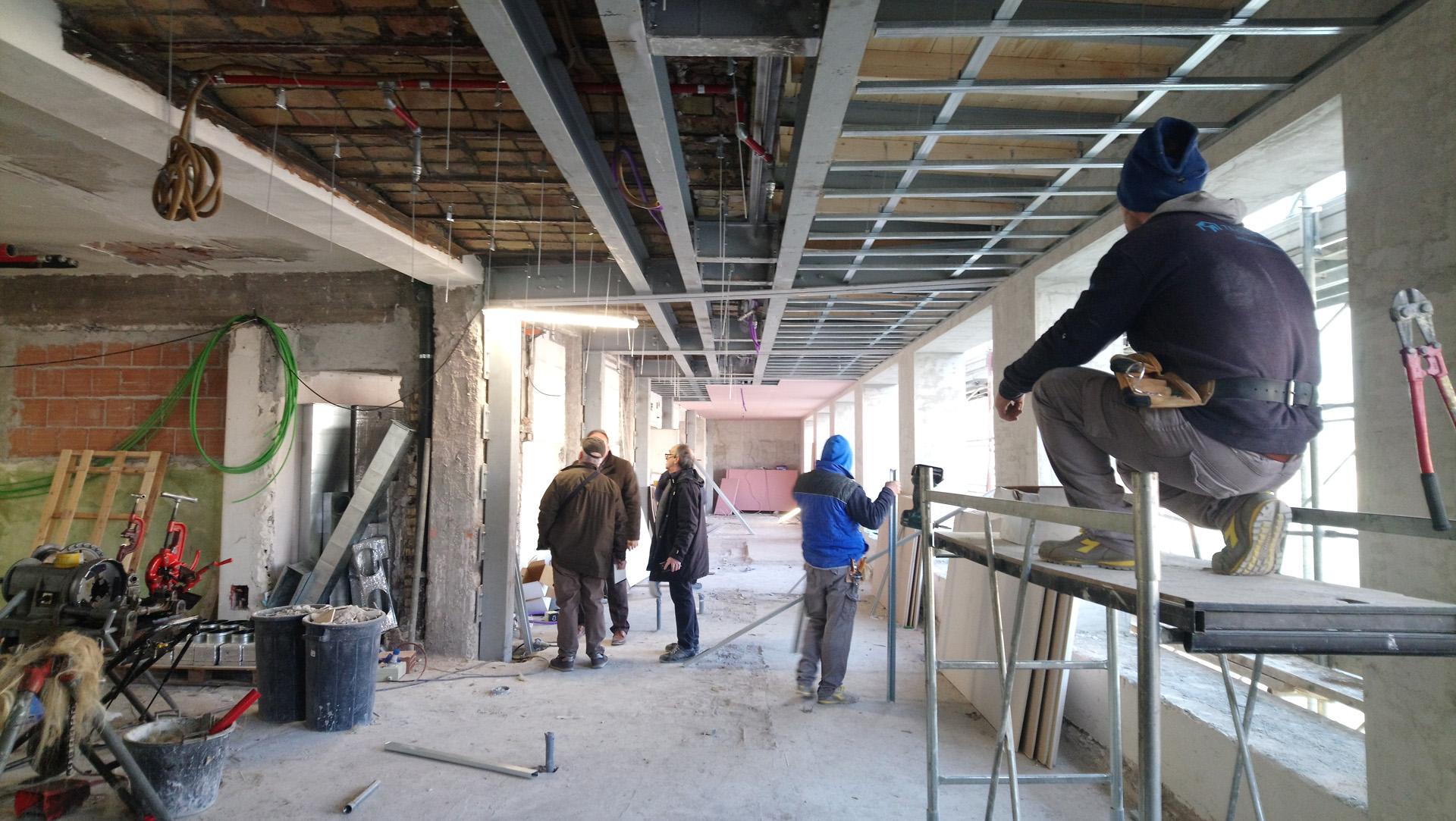 Sostituzione Travi In Legno Solai consolidamento hotel bernini bristol – st art it